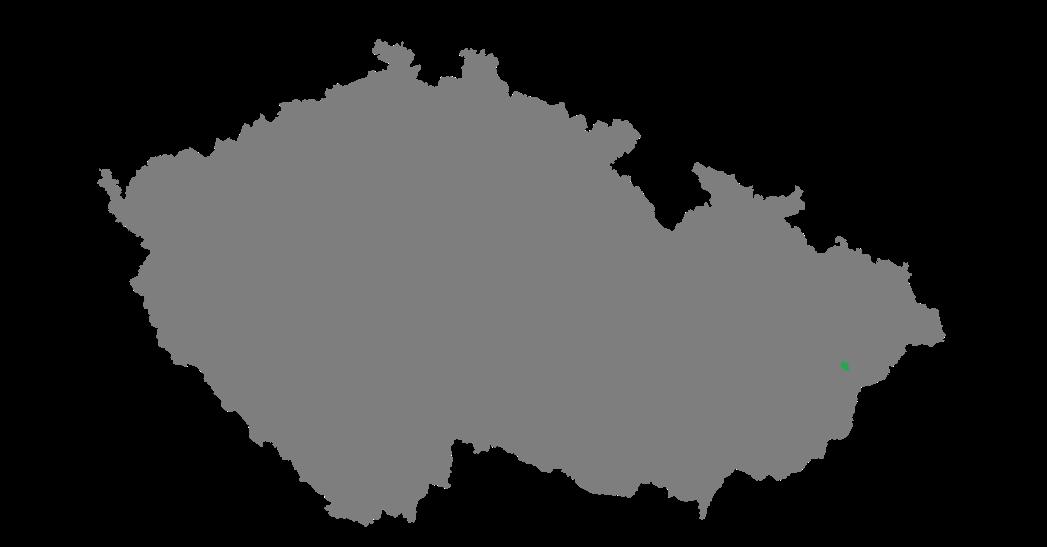 Lokace obce Malá Bystřice